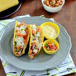 Easy Vegetarian Tacos Recipe