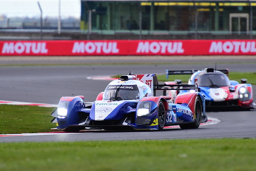 Stefano Coletti - Julian Leal Covelli - Andreas Wirth, BR 01 - Nissan, ELMS Silverstone 2016