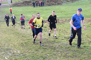 Joby tackling the hill at Event 82.