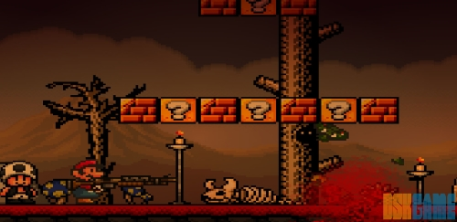 Super Mario Bros: Ztar Turmoil 1
