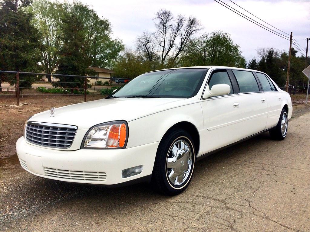 2001 Superior Cadillac Six Door Limo Mitch O Flickr