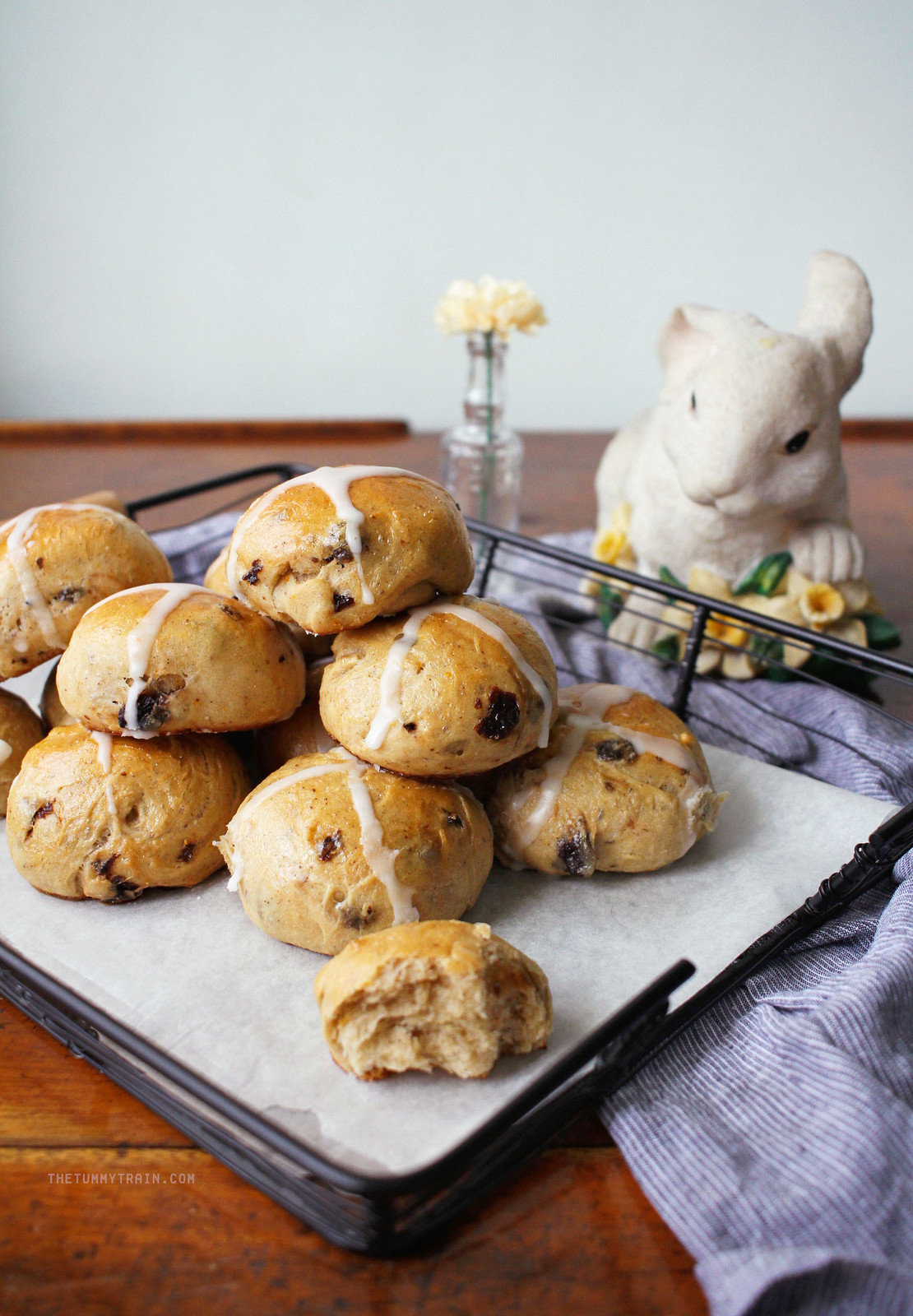 25555442570 28d8bdb7fc h - Taking an Easter classic up a notch with Rum Raisin Hot Cross Buns and KitchenAid [VIDEO]
