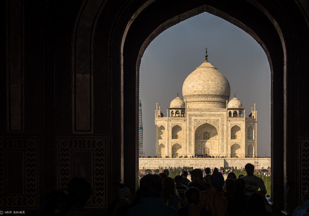 Quot The Tear Drop On The Cheek Of Time Quot The Taj Mahal Ind