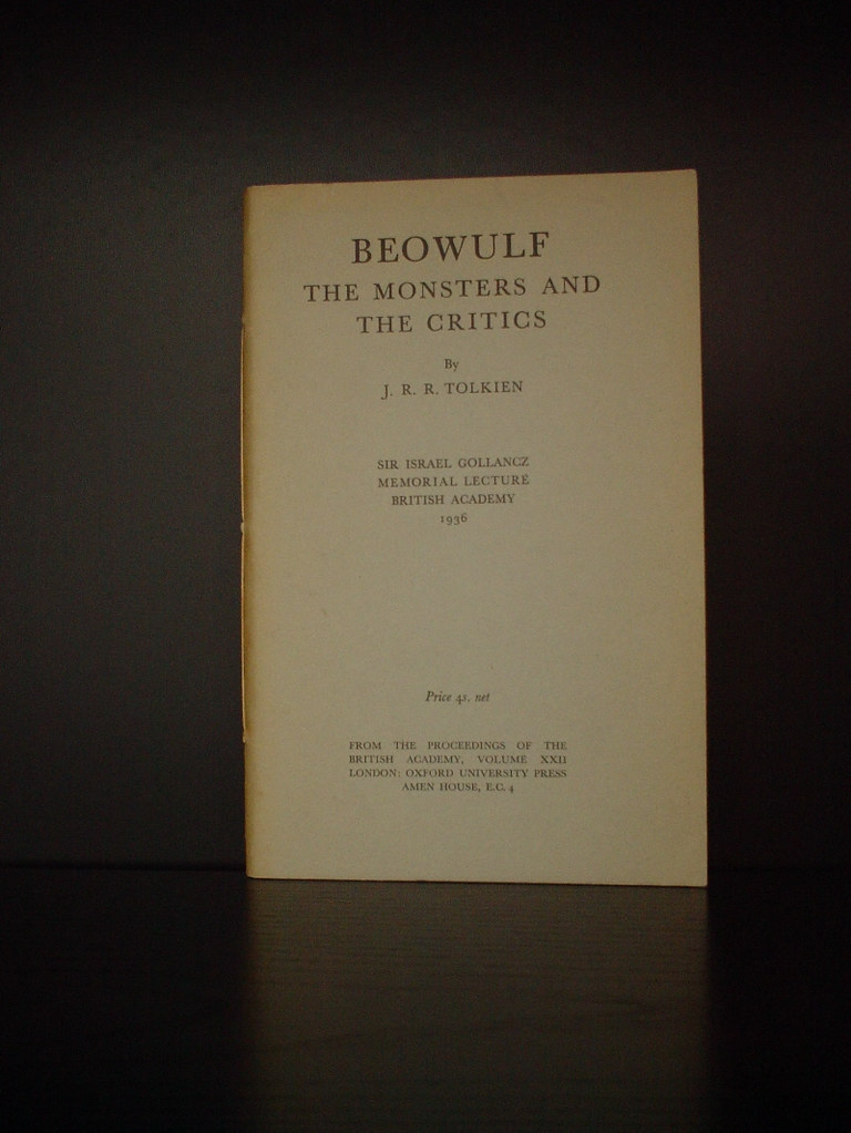 Critical essays major themes in beowulf