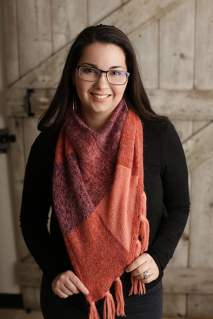 Knittily's Ghita Cowl