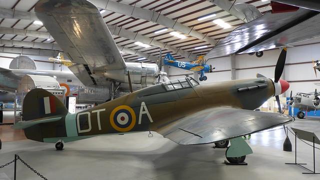 Hawker Mk.II Hurricane