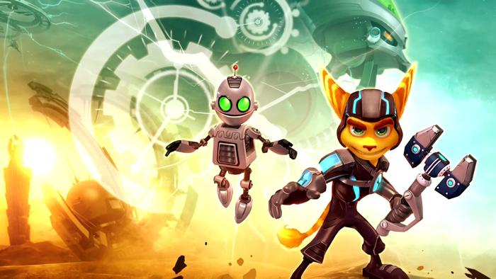 Ratchet and Clank - Remake do game para PS4 e Filme estreiam dia 20 de Abril