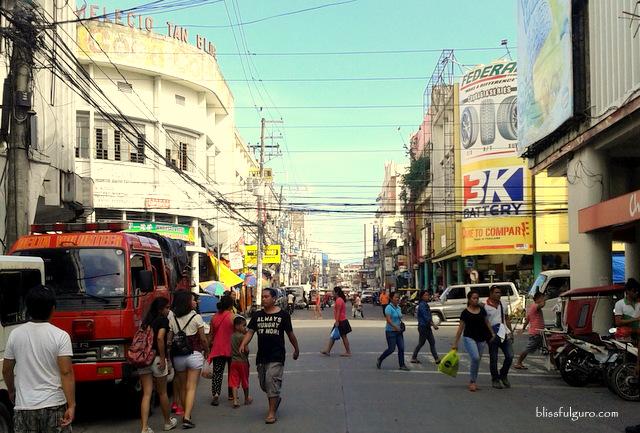 Tacloban Downtown