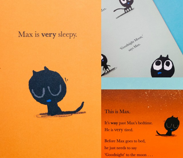 max at night, a book review