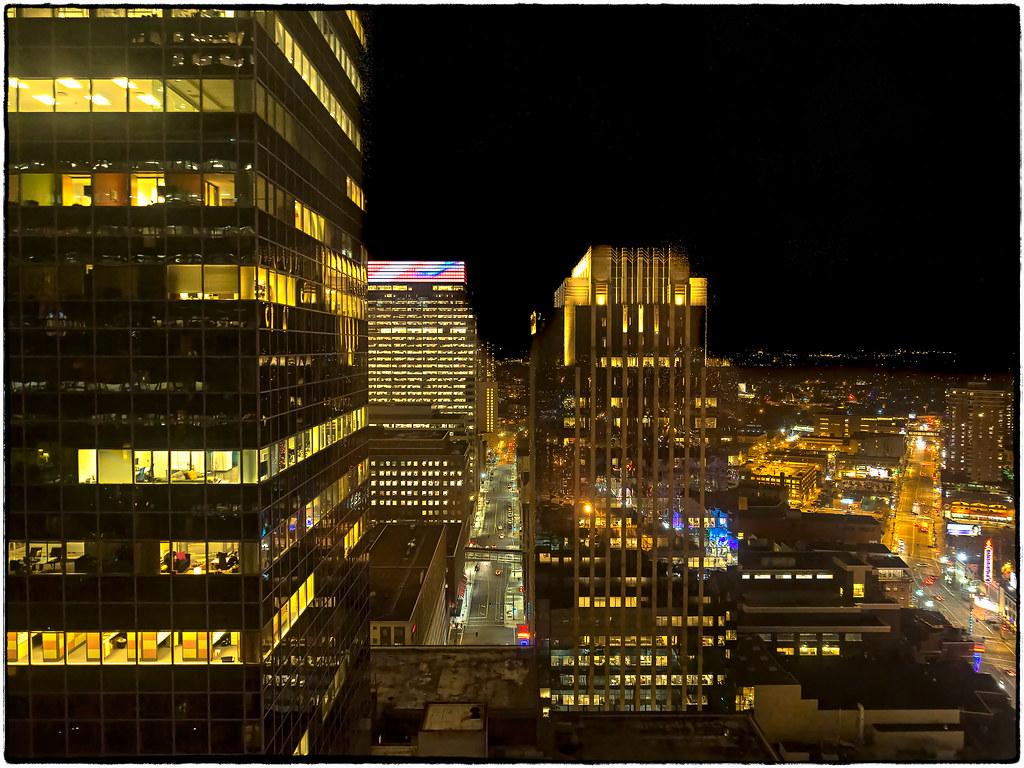 One Golden Evening Minneapolis Mn Olympus E M5 Camera