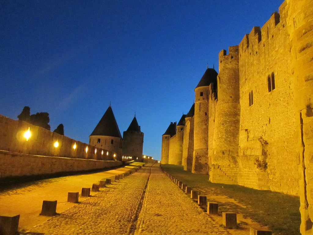 Lizas in Carcassonne France