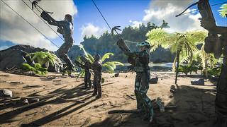 ARK: Survival of the Fittest выйдет на PlayStation 4 этим летом