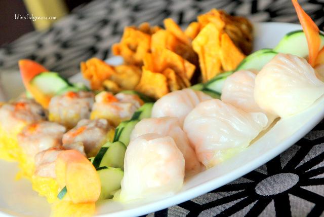 Hotel H2O Manila Makan Makan Dimsum