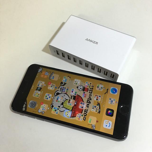 iPhoneと比較