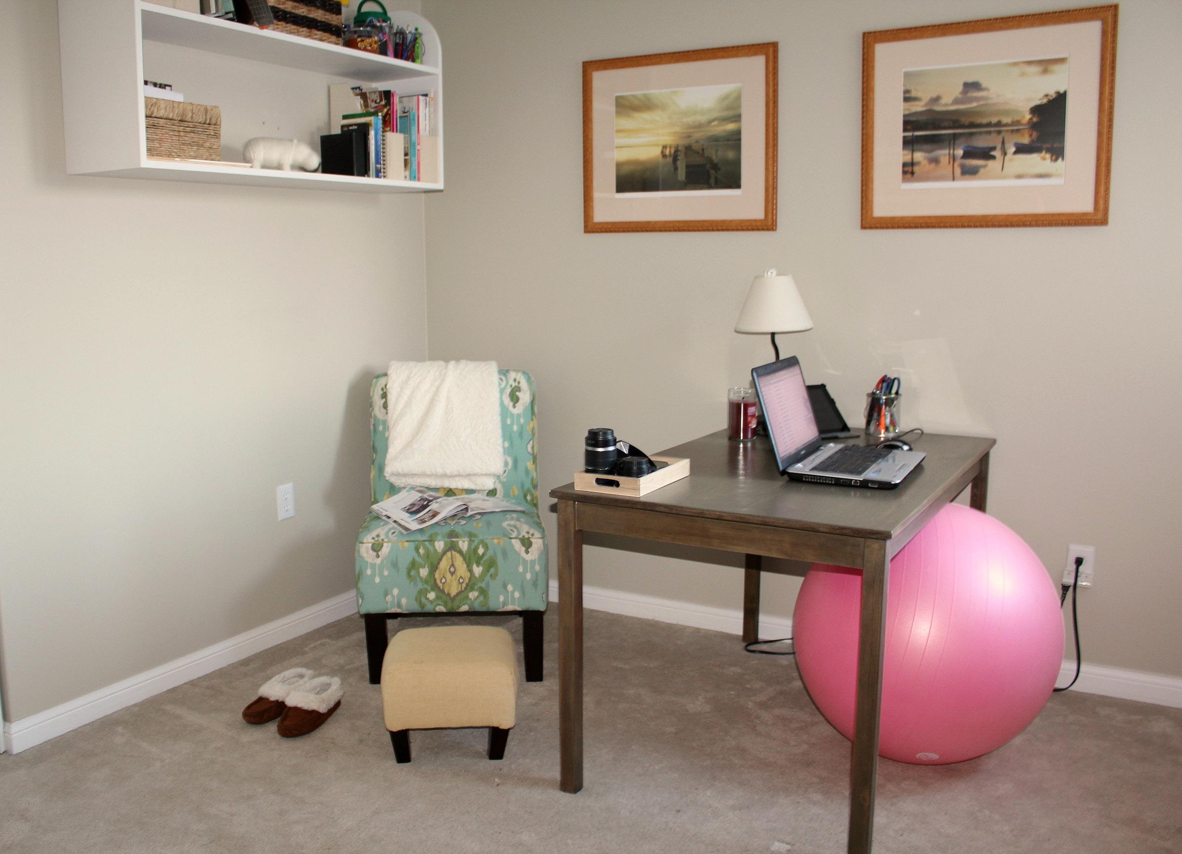 craft room guest room