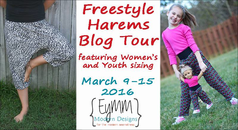 Freestyle Harems Blog Tour