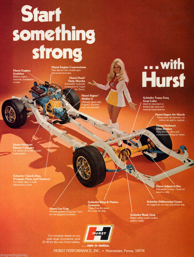 Retrospace: Vintage Wheels #25: 1970s Auto Equipment Ads