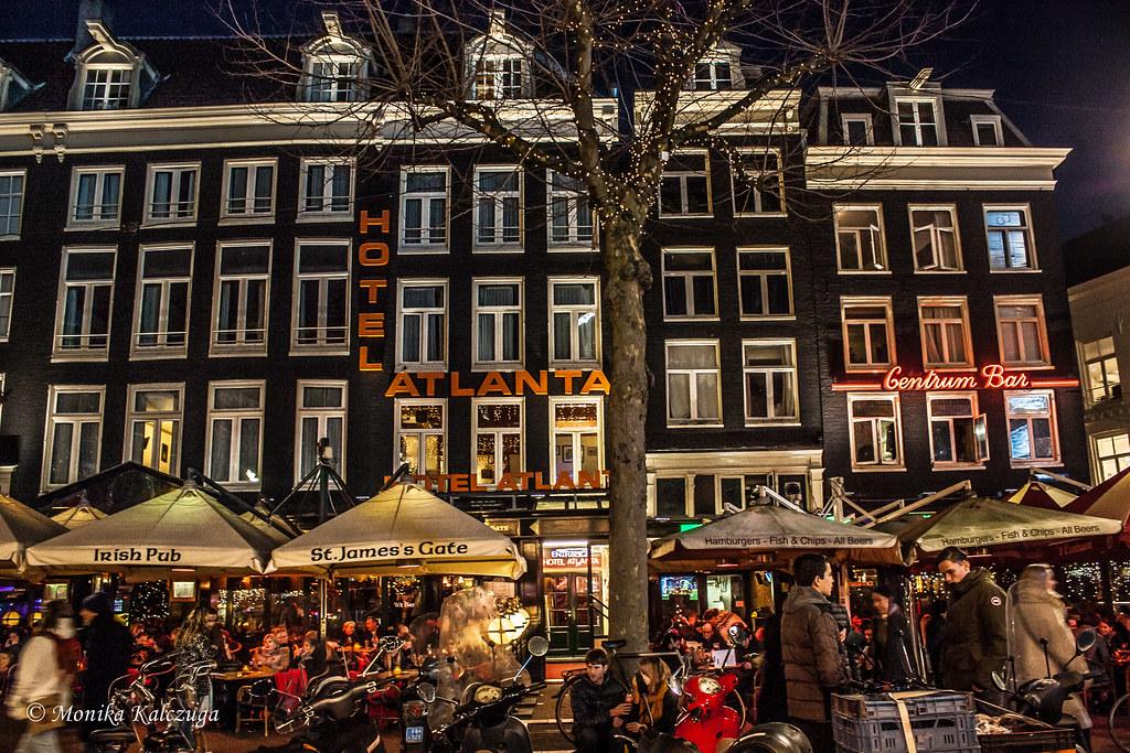 Amsterdam Always Busy Hotel Atlanta Rembrandtplein