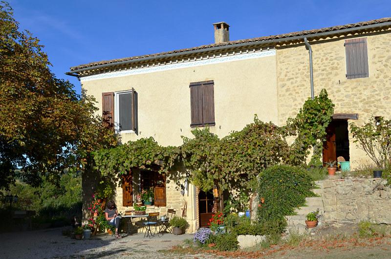La Campagne Berne, Pierrerue, Provence