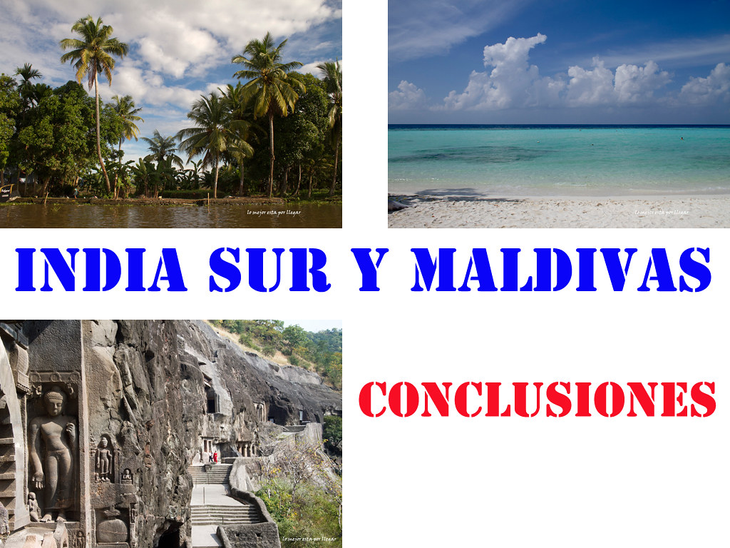 Viaje por India Sur y Maldivas
