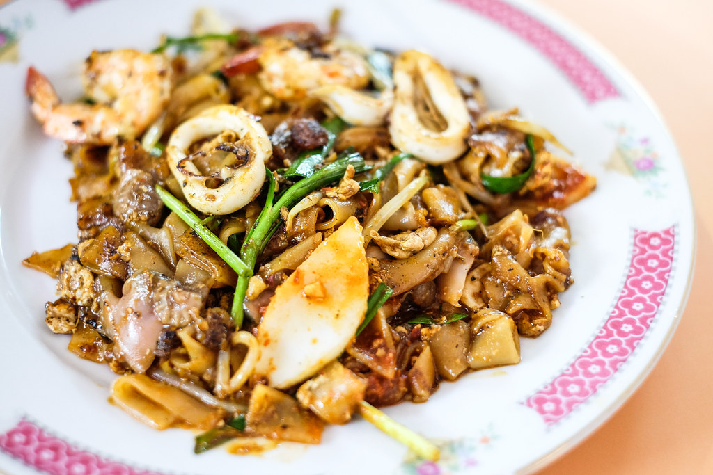 Michelin Bib Gourmand: Dong Ji Fried Kway Teow