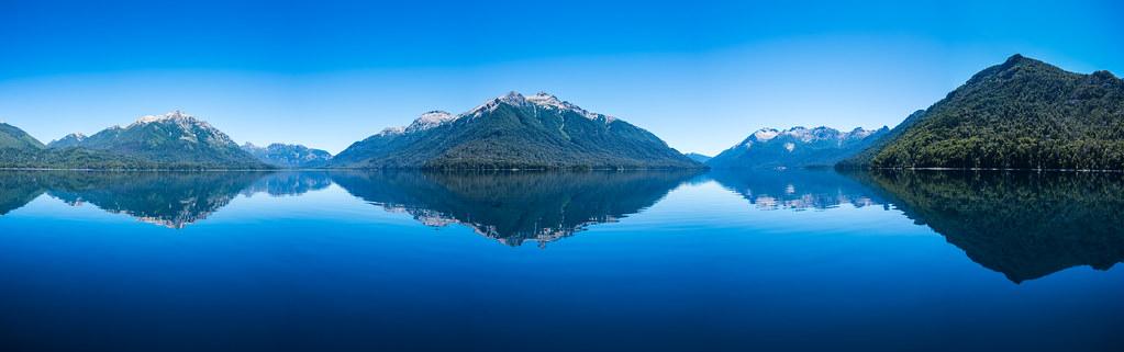 The epic Lake Traful panorama | John Chandler | Flickr