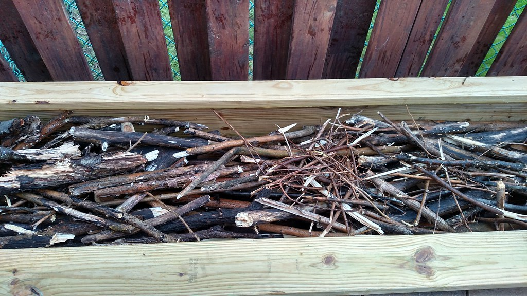 My experiences with commercial cedar raised beds 26032679403_678cd31db5_b