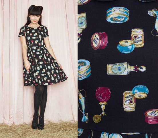 perfume dress