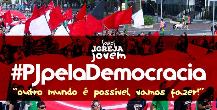 pj pela democracia