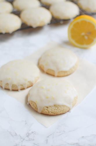 White Chocolate Orange Cookies - Fake Ginger