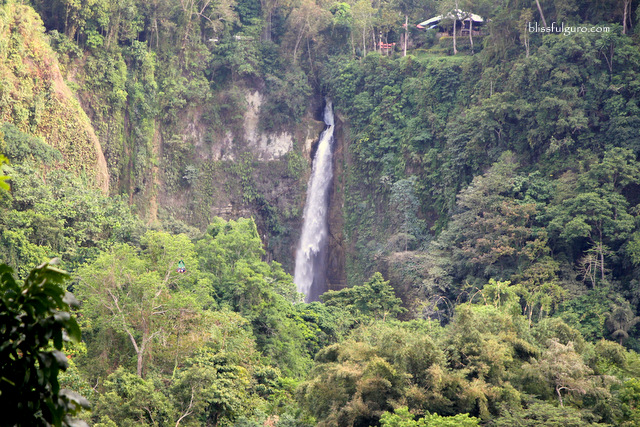 Seven Waterfalls Zipline Lake Sebu