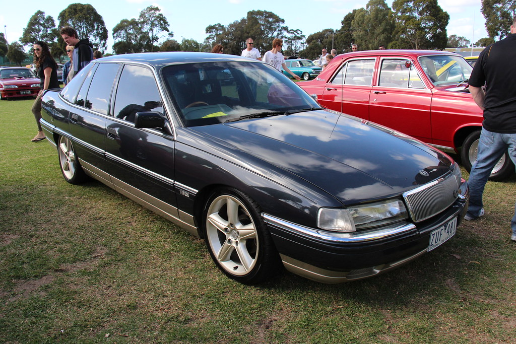 1991 Holden VQ Statesman Caprice | The VQ Statesman was ...
