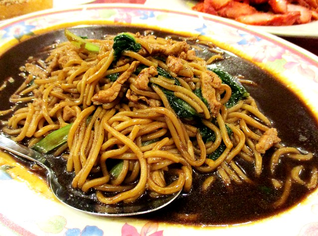 Tung Seng Foochow fried noodles