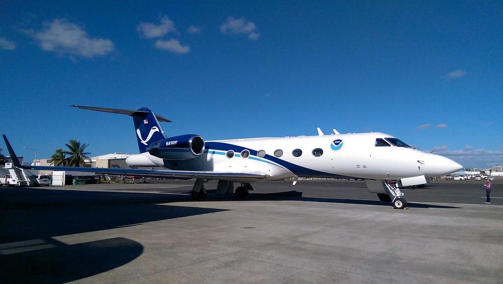 Get Free Credit Report >> Gulfstream IV Before Takeoff   NOAA G-IV in Honolulu, Hawaii…   Flickr