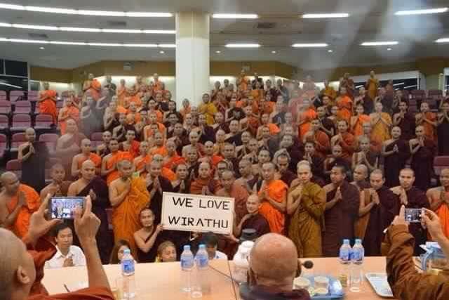 nazionalismo militante buddista