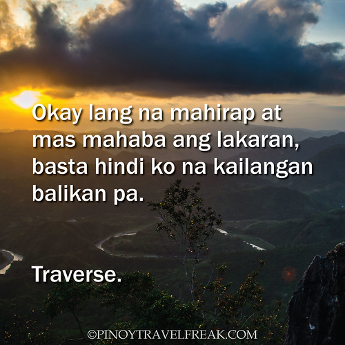 Pinoy Travel Freak 80 Travelhugot Lines From Travelers