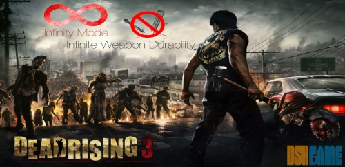 Dead Rising 3 Infinity Mode Mod