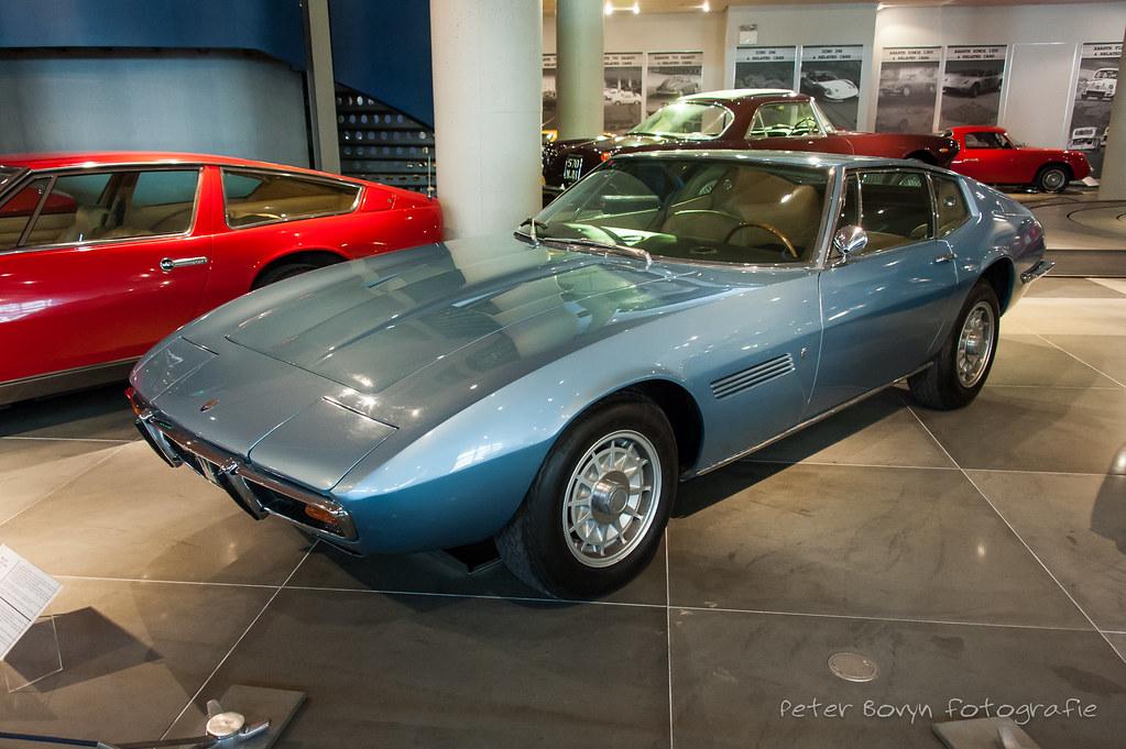 Maserati Ghibli SS Coupé - 1969