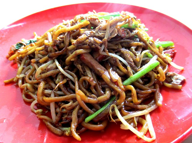 Jia Ping fried noodles, dry 2