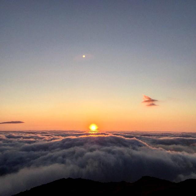 第一次大帽山雲海日出 – Hasselblad篇