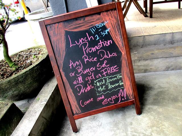 Jack Pork lunch promotion
