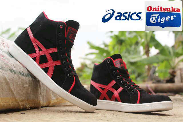 Sepatu Asics High Lokal (2) | oleh notaspecial