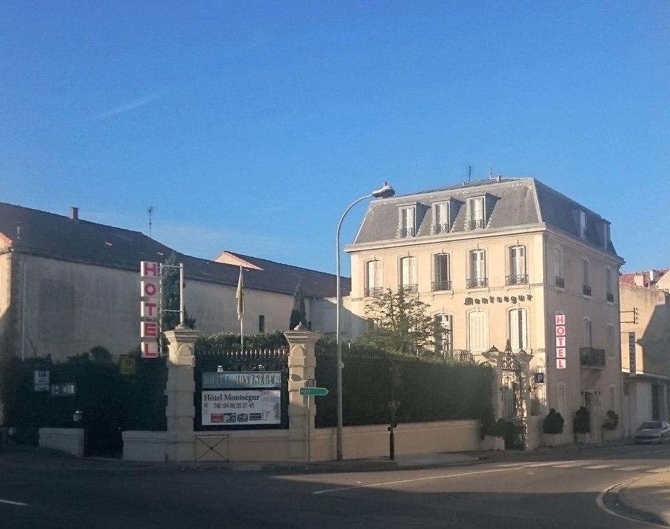 Hotel Montsegur in Carcassonne