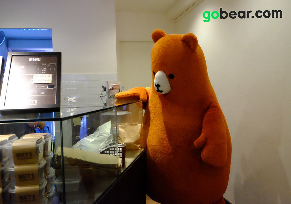 The Bear could be just about anywhere