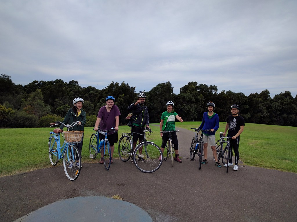 rusty riders free adult cycle training