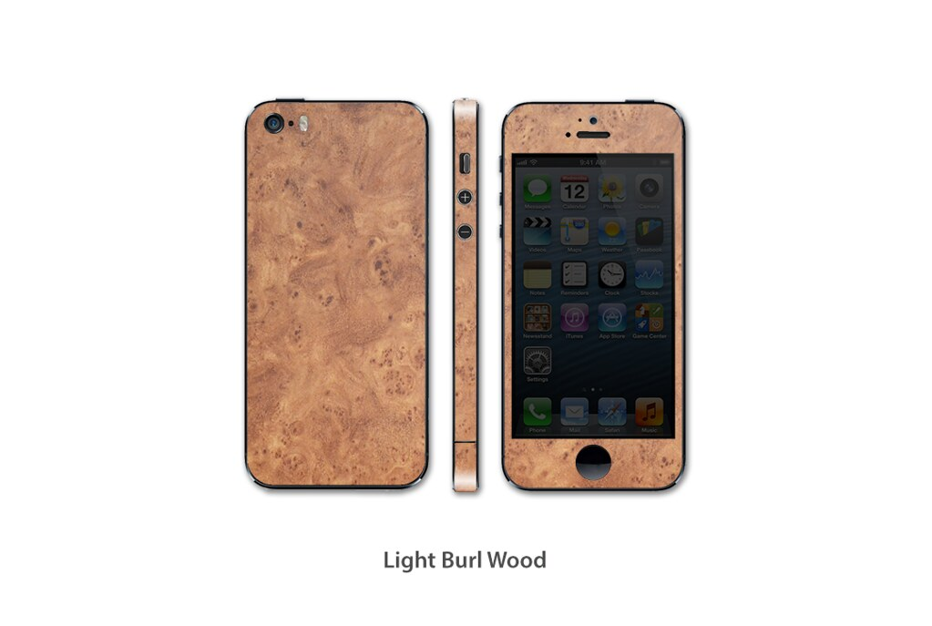 Iphone  Wood