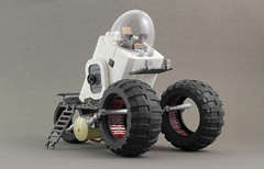 Planetary Rover by Legopard
