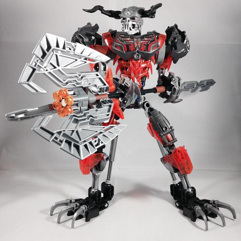 Bionicle skull grinder release date