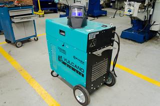 Laboratório de Processos Mecânicos de Fabricação e Soldagem
