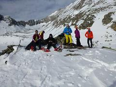 Unsere Gruppe am Rainbachsee